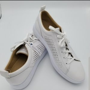 UNDER ARMOUR SPORTSWEAR WHITE WOMEN SNEAKER SZ 11
